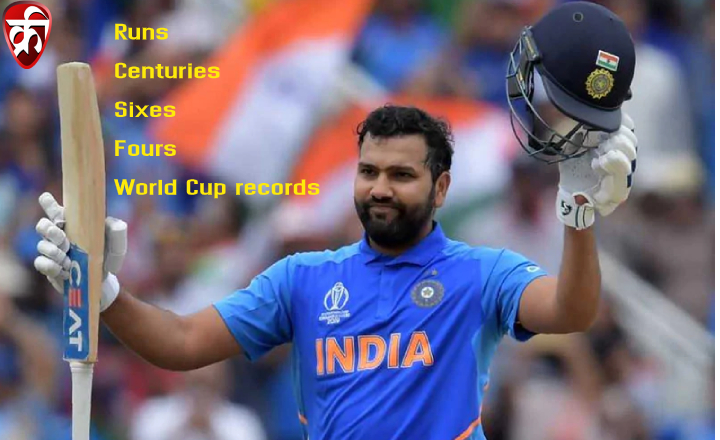Rohit Sharma record in 2019