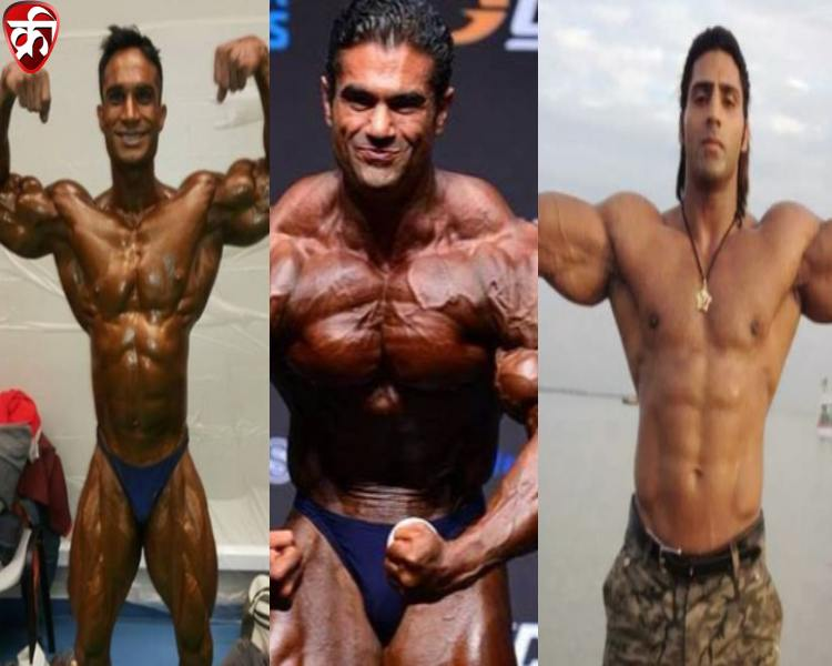Top 10 Indian Bodybuilder